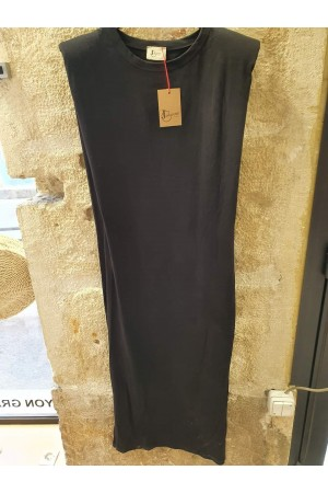 Robe noire Johanna Paris