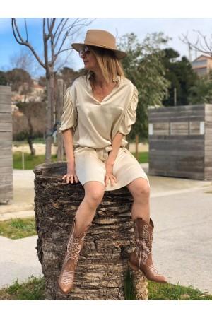 Robe courte Chantal B