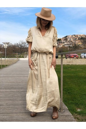 Robe longue Chantal B