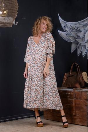 Robe Céline longue