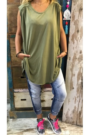 Robe tunique Manon Chantal B
