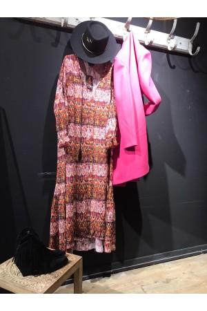 Robe Chantal B ethnique longue
