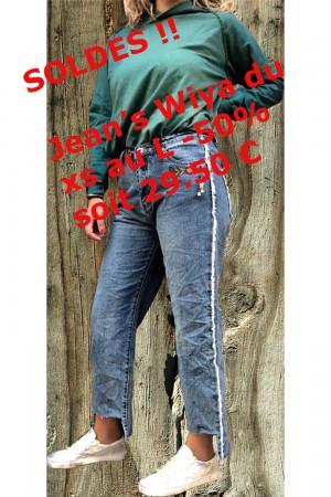 Jeans Anna by Wiya