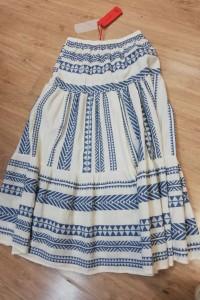 Jupe longue coton