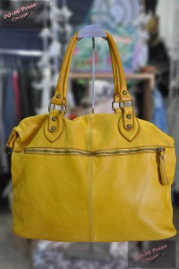 Sac cuir souple Bellagio