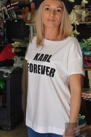 T-shirt Karl For Ever - Johanna