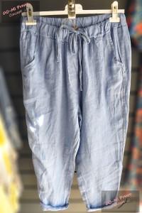 Pantalon lin Lou
