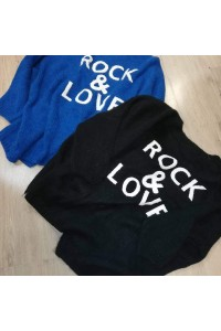 Gilet Rock and Love