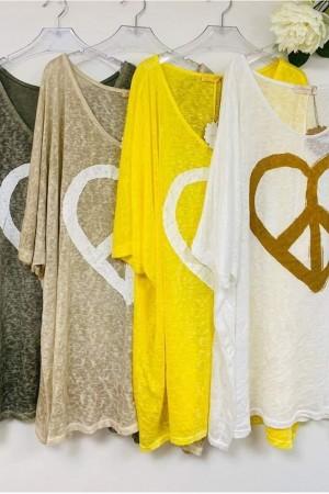 Tee-shirt  oversize April Vintage