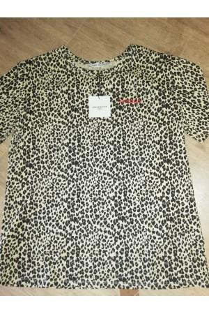 Tee-shirt léopard