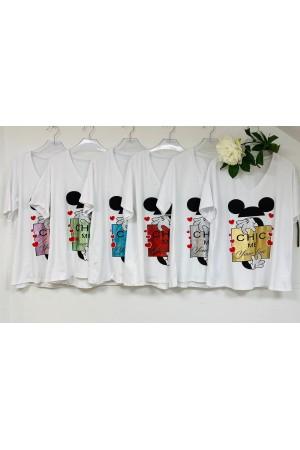 Tee-shirt Mickey