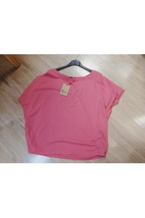 Tee-shirt corail Johanna